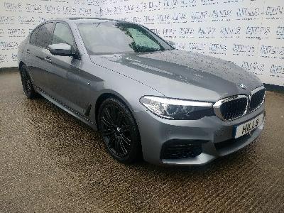 2020 BMW 5 Series 530D M SPORT