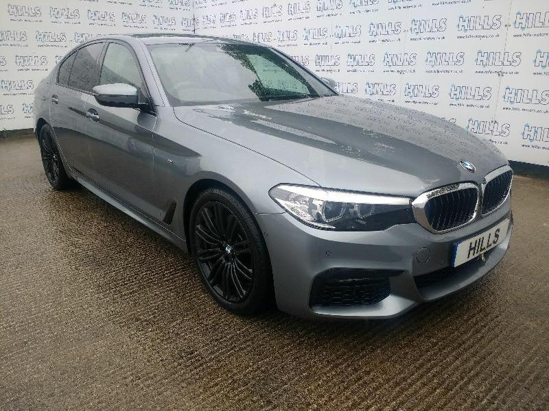 2020 BMW 5 Series 530D M SPORT 2993cc TURBO Diesel Automatic 8 Speed 4 Door Saloon