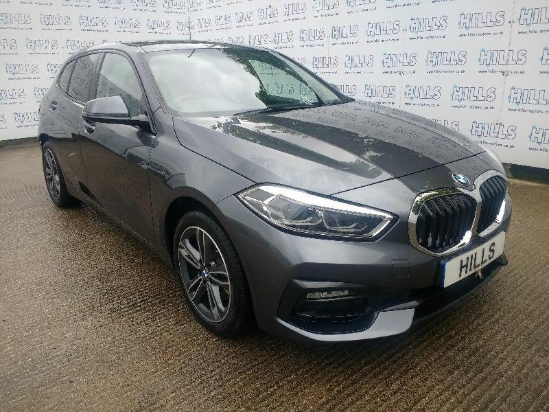 2020 BMW 1 SERIES 118I SPORT 1499cc TURBO Petrol Automatic 7 Speed 5 Door Hatchback
