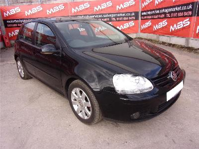 Image of 2005 VOLKSWAGEN GOLF GT FSI 1984cc PETROL MANUAL 6 Speed 5 DOOR HATCHBACK