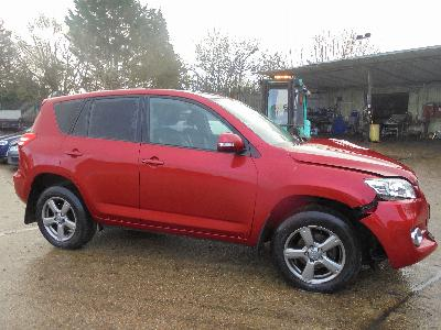 Image of 2012 Toyota Rav-4 Xt-r D-4d 2231cc Turbo Diesel Manual 6 Speed 6 Estate