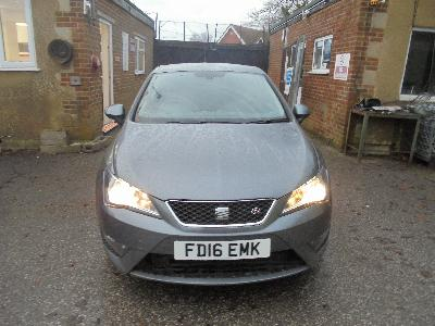 Image of 2016 Seat Ibiza Fr 1197cc Turbo Petrol Manual 6 Speed 6 Hatchback