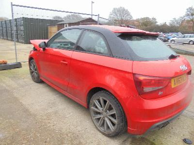 Image of 2013 Audi A1 Tfsi S Line Style Edition 1390cc Turbo Petrol Manual 6 Speed 6 Hatchback