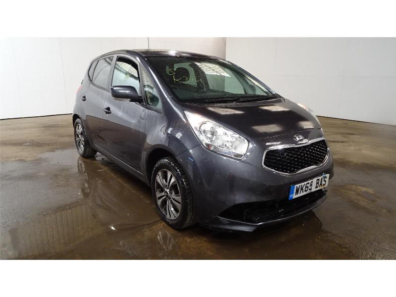 2015 KIA Venga 3 1591cc Petrol Automatic 6 Speed 5 DOOR HATCHBACK
