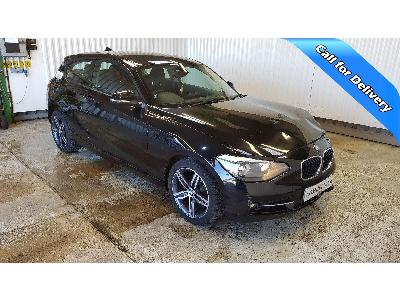 Image of 2013 BMW 1 SERIES 116I SPORT 1598cc TURBO PETROL MANUAL 6 Speed 3 DOOR HATCHBACK