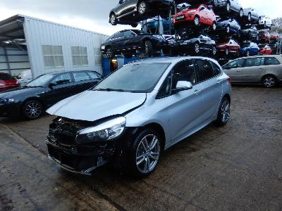 2018 BMW 2 220d M Sport 1995cc Turbo Diesel Automatic 8 Speed 5 Door Hatchback