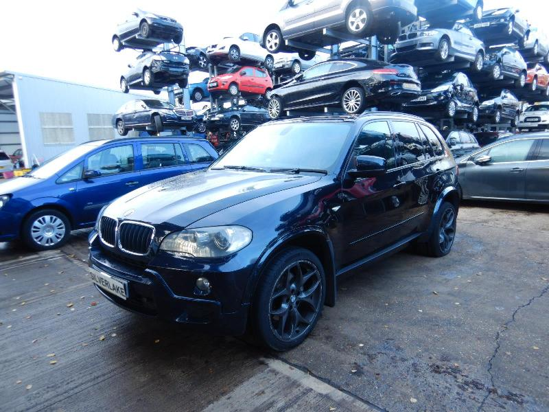 2009 BMW X5 XDrive30d M Sport 2993cc Turbo Diesel Automatic 6 Speed 5 Door 4x4