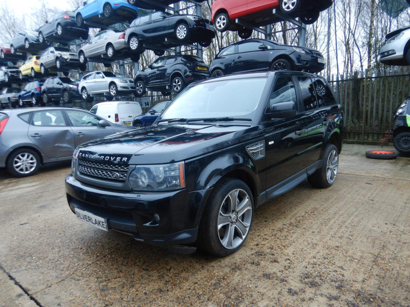 2010 Land Rover Range Rover HSE 5000cc Super Petrol Automatic 6 Speed 5 Door Estate