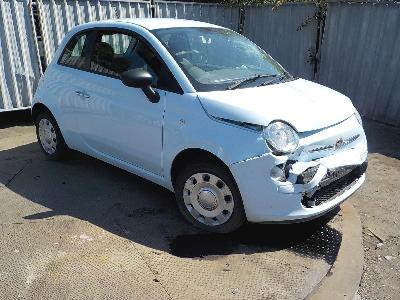 Image of 2010 FIAT 500 POP 1242cc PETROL MANUAL 5 Speed 3 DOOR HATCHBACK