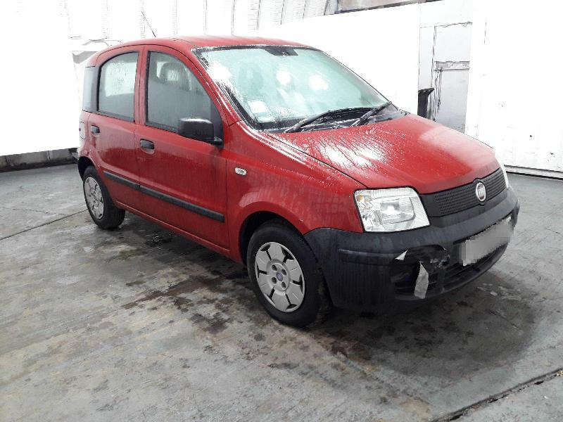 2008 Fiat Panda ACTIVE 1108cc Petrol MANUAL 5 Speed 5 DOOR HATCHBACK